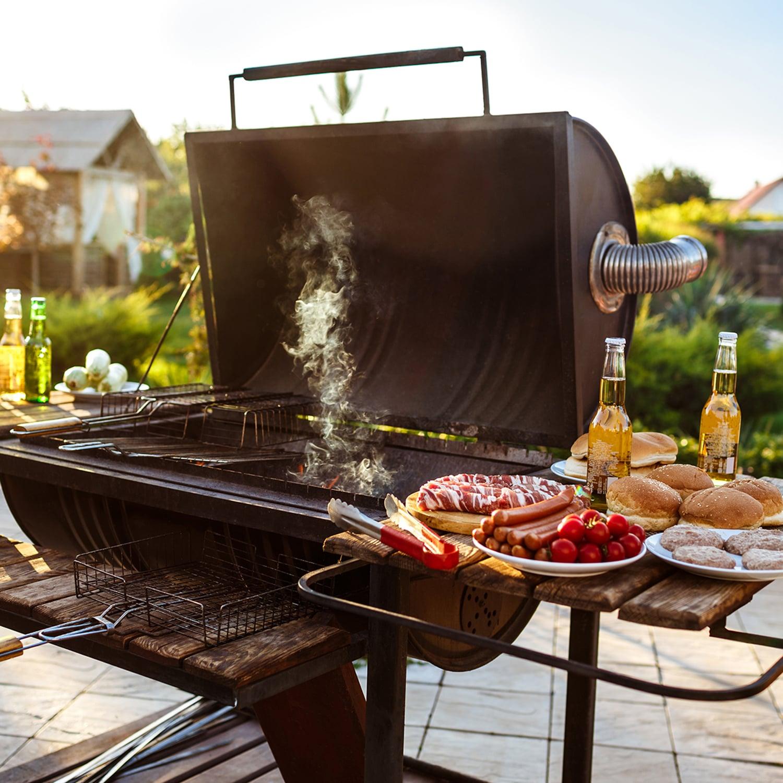 Barbecue e girarrosti elettrici