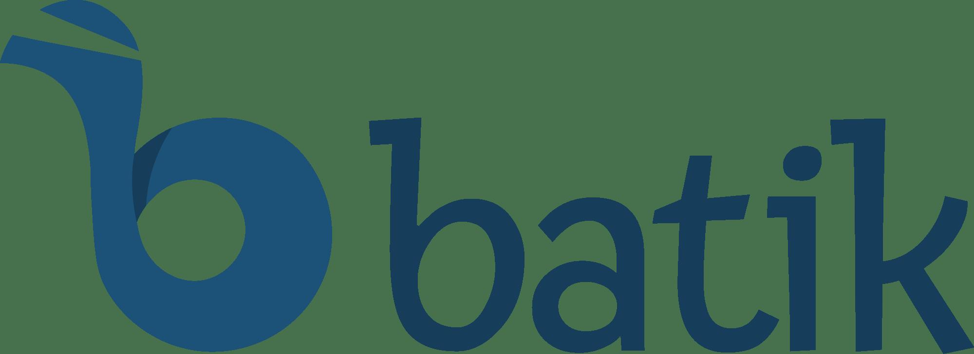 Logo Batik srl